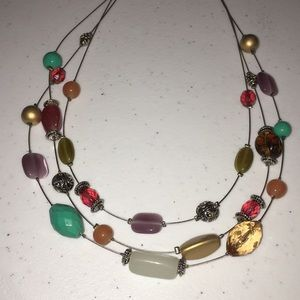 7/$15 Lia Sophia necklace BoxM